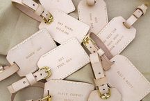 Fun luggage tags / by Brenda Squire