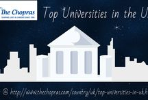Study In Best UK University with the Chopras