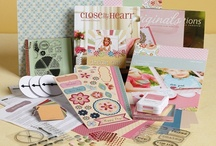 Close to My Heart products:  Spring/Summer 2013 / Artwork created using product from this Spring/Summer 2013 idea book.