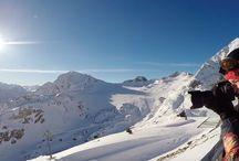 wintersport fotografie