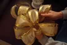 Bow making / by Mary Lou
