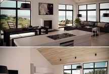 beautiful houses / Plans of houses