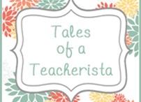 Teacher Blogs and website ideas / by Jennifer Still