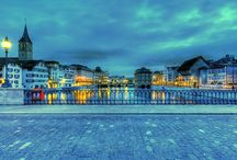 Zurich / Let's discover Zurich and its neighboring area, including its beautiful lakes