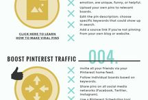 Pinterest how to / Tips for Pinterest