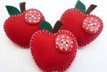 frutta feltro