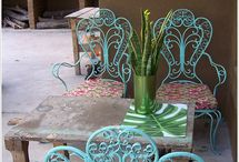 sillones de jardin