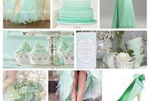 ślub - kolor przewodni