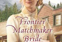 Frontier Matchmaker Bride Inspiration Board