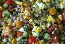 Healthy food / Summer meal