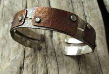 Cuffs and Braceletes Inspiration
