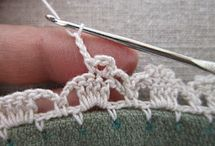 Crochet Edgings and Chords
