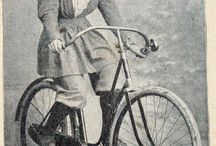 Cycling etc / Mostly for vintage bicycles, especially regarding Victorian women as cycling was a source of freedom for them, but also for horse riding and other forms of exercise they did.