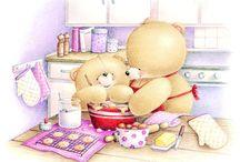osos cocineros