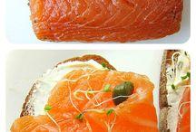 cured/smoke salmon