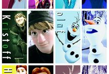 Disney Frozen collections