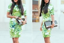 Bloggers / Check out what what our bloggers have been wearing!