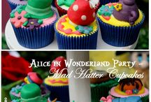 Alice N Wonderland / by Erica Harris