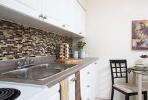 Osgoode Properties Upgrades / Photos of apartment upgrades and renovations by Osgoode Properties.