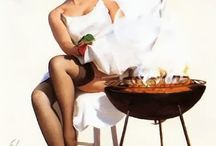 Pin Up Gil Elvgren