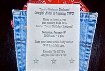 Party ideas (bday, etc.) / by Dianna Pappas