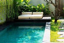 Arka bahçe havuzları
