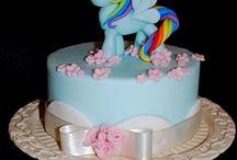 cake little pony