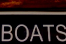 boats / by Craig Salonies