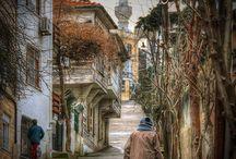 Eski İstanbul Sokakları