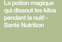 Nutrition / Seche
