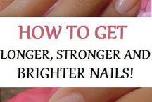 Natural Nail treatment