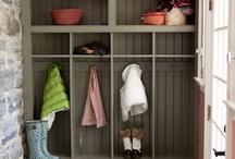 Front closet