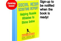 Social Media Scouting Report / 'Social Media Scouting Report – Helping Aussie Athletes to Shine Online' - The book coming soon!   Are your actions and behaviour on social media holding you back from opportunities? What's on your 'Social Media Scouting Report'?