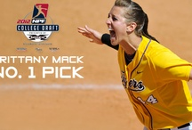 College Draft / by NationalProFastpitch Softball