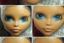 Custom dolls Tutorial
