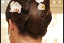 Peinados de Novia / Estás buscando un peinado diferente, especial, elegante, moderno? Aquí puedes encontrarlo!