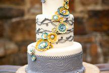 Wedding - Cake / Cake Ideas