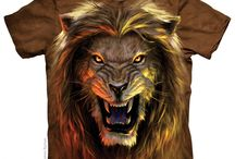 Lions and tigers and bears oh my! / Nature, animals and all of its beauty. Please visit our shop and share. http://www.ebay.com/usr/americanflag911 / by Debbie Breton