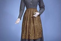 Early Victorian - Clothing