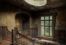 beautiful abandoned / by terri gebler