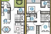 Casas en 6 metros