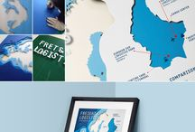 What we do - Editorial design