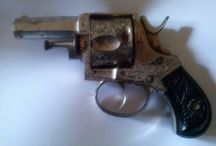 ruger firearms / Ruger revolver used in the Spanish-EEUU War in Cuba by the Spanish troops