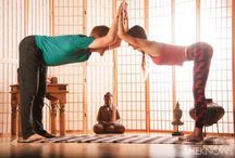 Couples Yoga Poses