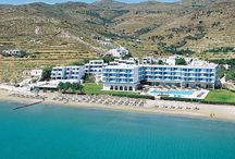 Tinos Beach Hotel, 4 Stars luxury hotel in Kionia, Offers, Reviews