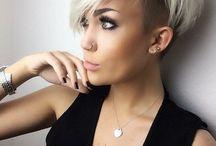 Lyhyet hiukset - Short Hair