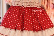 Girls dress design