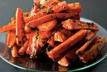 Блюда из морковки