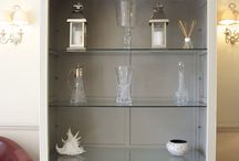 Characterful décor /  Personal touch of decoration in elegant short term rentals of Central London