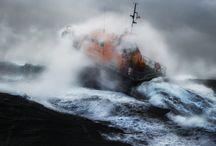 Lifeboat adrenaline rush